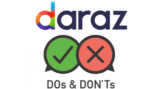 prohibited products items on daraz pk